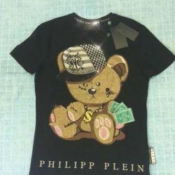 Νέες μπλούζες Philippe Plein, Unisex, Όλα τα μεγέθη