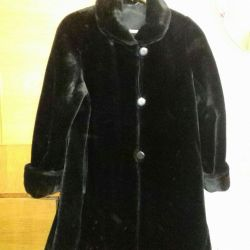 Women's fur coat