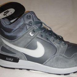 Adidași de iarnă Nike Zoom gri 41