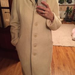 Coat wool 100%