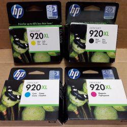 Cartușe de imprimare inkjet HP 920XL