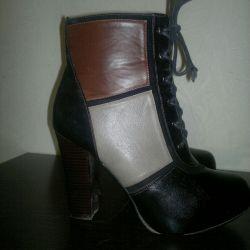 Ροζ μπότες r. 38