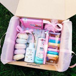 Gift set box girlfriend sister girlfriend