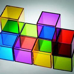 Кубик - конструктор Кристал