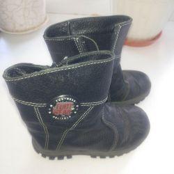 μπότες δεμι-εποχής