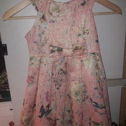 Εορταστικό φόρεμα 98-104-110