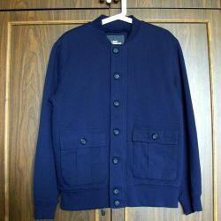 H & M L.O.G.G. kazak-ceket erkek yeni