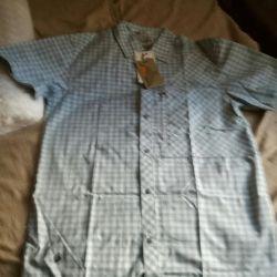 New men's shirt outventure