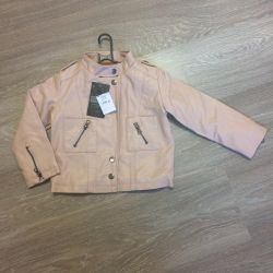 Jacket new for girl