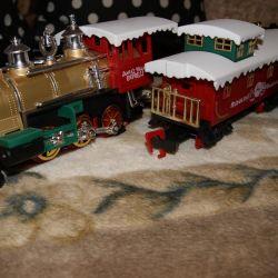 Trenul de Anul Nou, feroviar