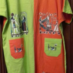 New Tunic and dressing gowns from Egypt