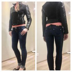jeans Lime,