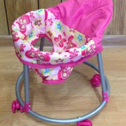 Baby Born doll walkers new