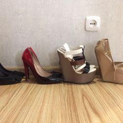 Acil! Ayakkabı 35-36