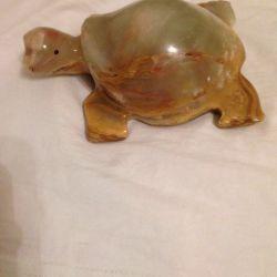 Onyx Tortoise Figura