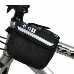New bicycle bag frame