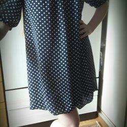 Bezelye'de yeni yazlık elbise