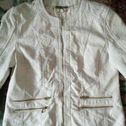 Leatherette jacket p 46 -48