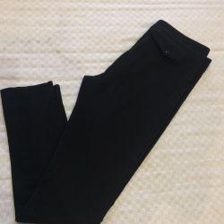 Лосины-брюки р 44