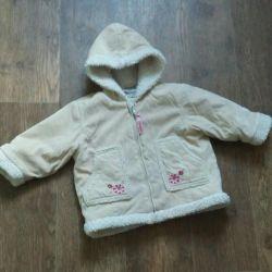 Jacket pentru toamnă 1-2 ani