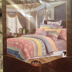 Bed linen from satin 2 cp euro,