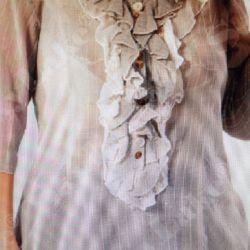 Блузка женская, новая, размер 58
