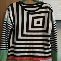 Warm sweater 48-50