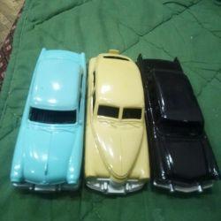 3 adet tahsil araba
