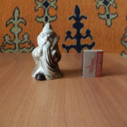 Porcelain figurine Santa Claus