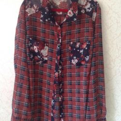Blouse shirt new 48-52