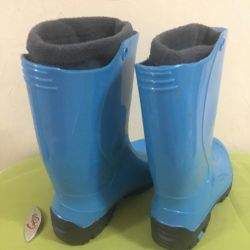 Rubber boots 31-32