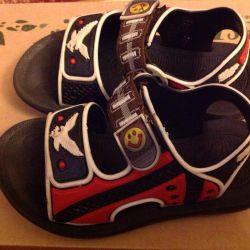 Sandals rubber 25 size