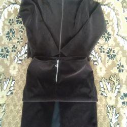 Suit (corduroy)