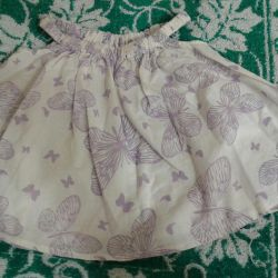 Tunic for girls, 3 months