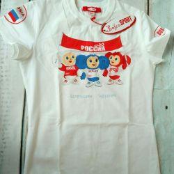 Boscosport Olympic T-shirt