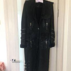 Παλτό από δέρμα προβάτου
