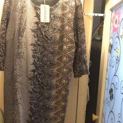 Women's dress, new 56 size