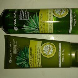 shampoo-balm YVES ROCHER