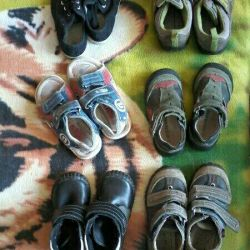 Shoes package 23-26
