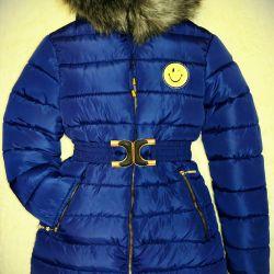 Palton de iarnă pentru copii