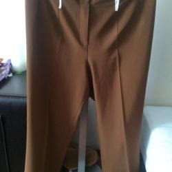 Trousers 52r and jacket brand.