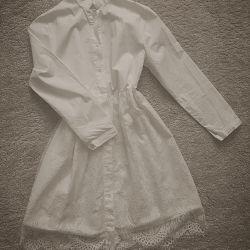 Το φόρεμα είναι νέο βαμβάκι