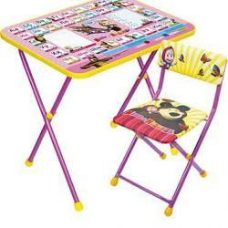 Çocuk masası ve sandalye seti (art. KP2-3)