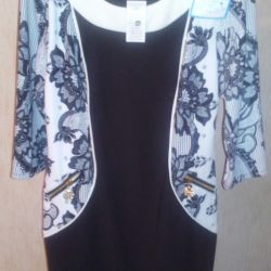 Dresses p.48,50,52 knitwear. I sell a lot of clothes