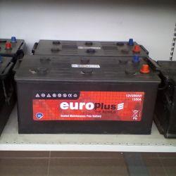 Аккумулятор EUROPLUS 200AH 1350A новый