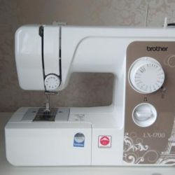 Brother ραπτομηχανή LX-1700
