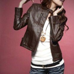 Jacket leatherette 42 pp