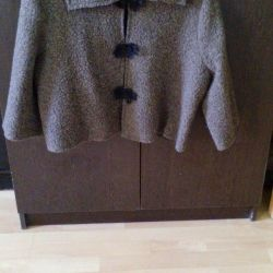 Jacket from wool