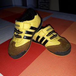 Αντρικά παπούτσια 14,5 cm