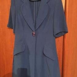 Dress with jacket
